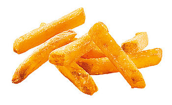 Skin-On French Fries